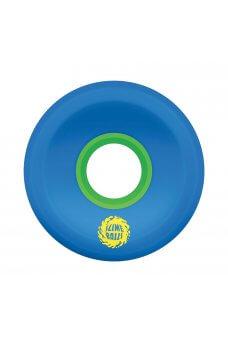 Santa Cruz - 66mm OG Slime Blue Green 78a Slime Balls
