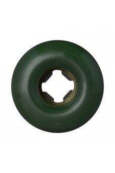 Santa Cruz - 53mm Double Take Cafe Vomit Mini Yellow Black 95a Slime Balls
