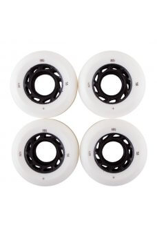 Welcome - Orbs Ghost Lites 58mm 102A White Black