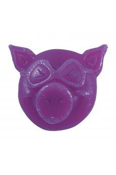 Pig - Head Wax Purple