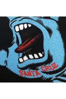 Santa Cruz - Santa Cruz - SCREAMING HAND Rug Black/Blue