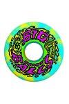 Santa Cruz - 65mm Big Balls Blue Yellow Swirl 97a