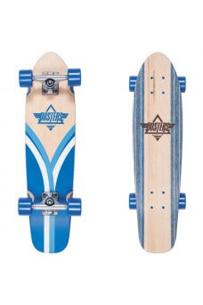 Dusters - Cruiser Flashback Kryptonics Blue 28""