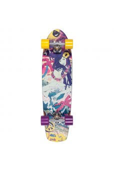 Dusters - Lucy Yellow Purple 31""