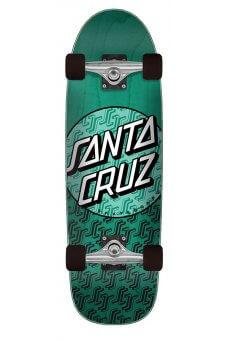 Santa Cruz - SC Repeat 8.79in x 29.05in Cruzer Shaped Cruzer