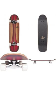 Dusters - Grind Red Brown Kryptonics 30""