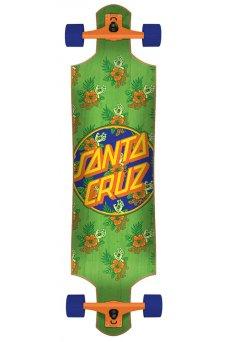 Santa Cruz - Vacation Dot 10in x 40in Cruzer Drop Down