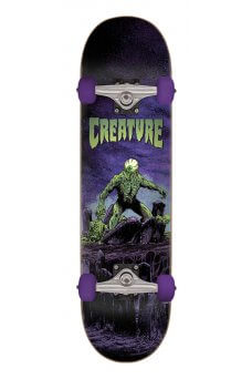 Creature - Colossus Sk8 Completes 7.5in x 30.6in
