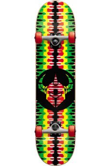 Darkstar - Badge FP Soft Wheels Rasta 7.5""