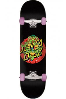 Santa Cruz - TMNT Turtle Power Sk8 Completes 7.25in x 29.9in