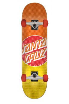 Santa Cruz - Process Dot Sk8 Completes 7.5in x 30.6in