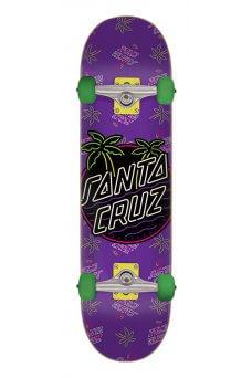 Santa Cruz - Glow Dot Sk8 Completes 7.25in x 29.9in