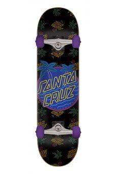 Santa Cruz - Glow Dot Sk8 Completes 7.8in x 31.7in