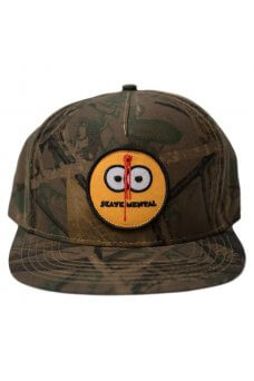 SkateMental - Cappellini Smiley Shot Tider Camo