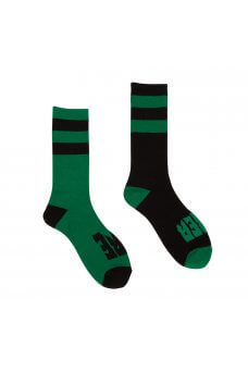 Creature - Flip Floppers Crew Black/Green