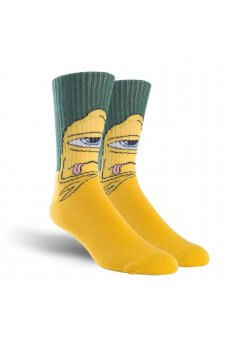 Toy M. - Tm Bored Sect Crew Sock Green