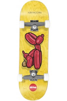 Almost - Yuri Dog Balloon Animal Yellow Tech Deck