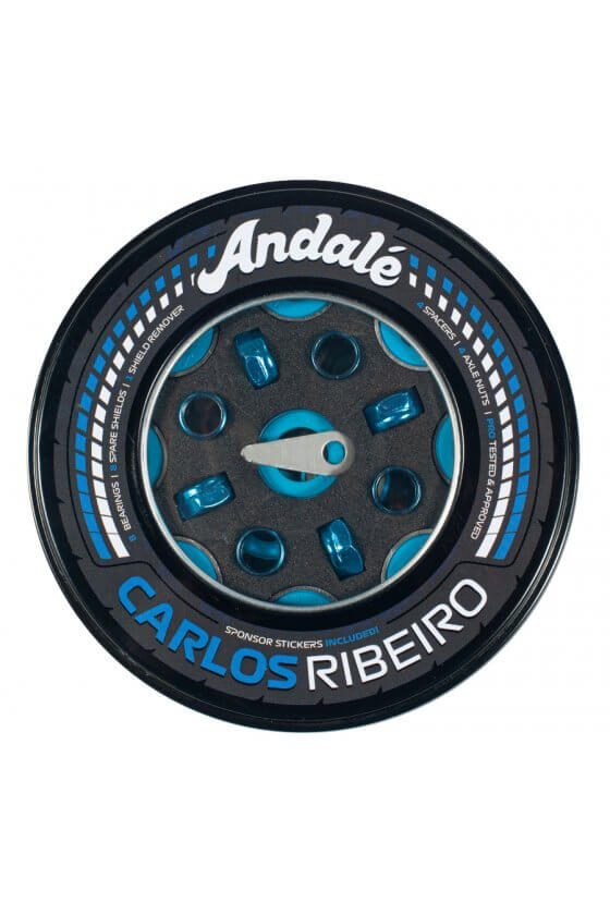 Andale - Carlos Ribeiro Pro Rated
