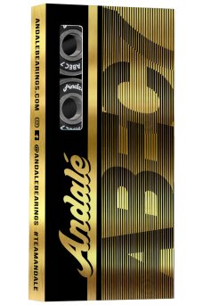 Andale - Abec 7 Black Gold