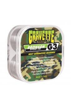 Bronson - David Gravette Pro Bearing G3