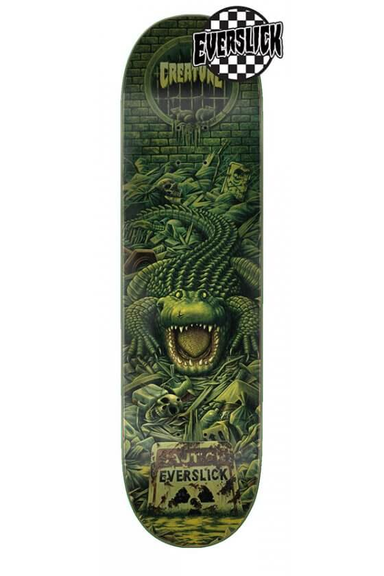 Creature - Team Haunted Sewers Everslick 8.0in x 31.8in