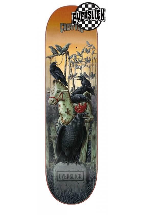 Creature - Team Haunted Crows Everslick 8.5in x 32.25in