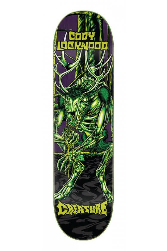 Creature - Pro Lockwood Swamp Lurker 8.375in x 32in Creature