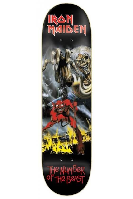 "Zero - Iron Maiden Number Of The Beast 8.0"""