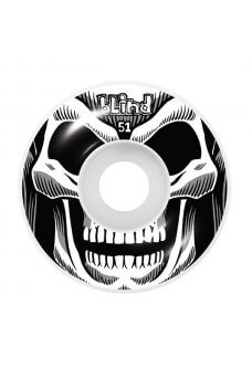 Blind - Reaper White Black 51mm