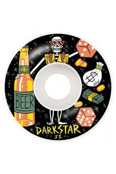 Darkstar - Vices Black 52mm