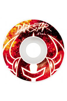 Darkstar - Mystic Red 51mm