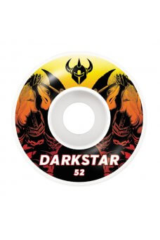 Darkstar - Throwback Orange 52mm