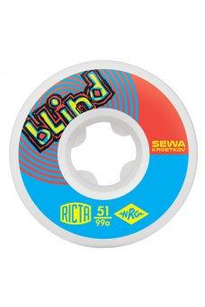 Ricta - 51mm Sewa Kroetkov Blind Naturals 99a Ricta