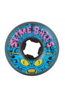Santa Cruz - 55mm Freak Invader Black 99a