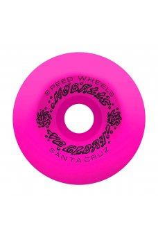 Santa Cruz - 60mm Scudwads Vomits Neon Pink 95a