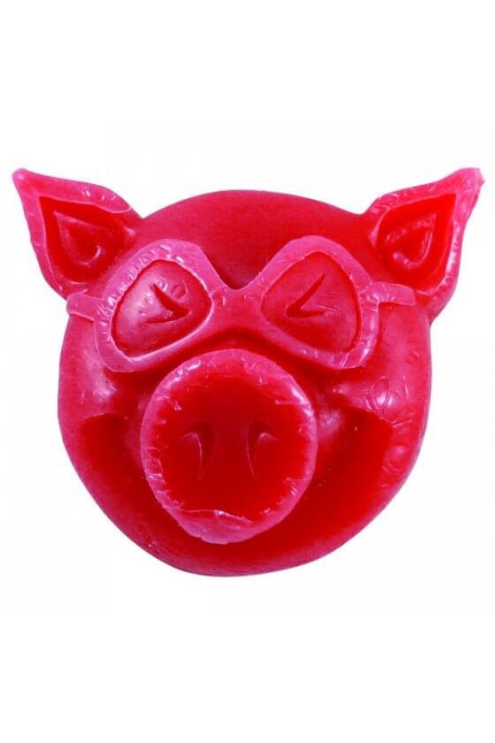 Pig - Cera Head Wax Red