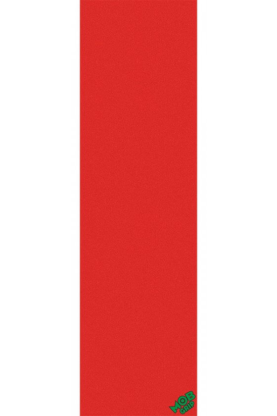 Mob - Red Grip Tape 9in x 33in Graphic Mob