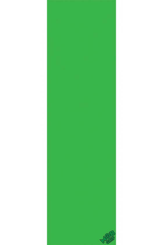 Mob - Green Grip Tape 9in x 33in Graphic Mob