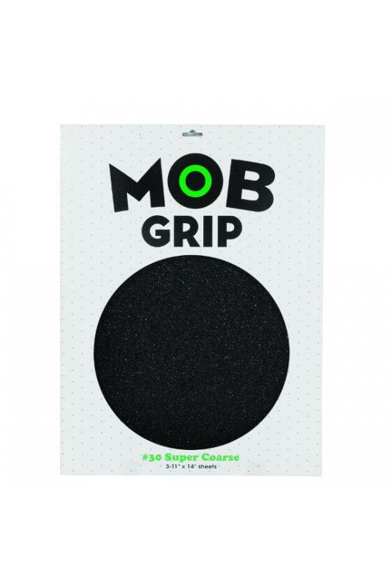 Mob - Mob Super Coarse Grip 3 Sheet ( 11in x 14in ) Black