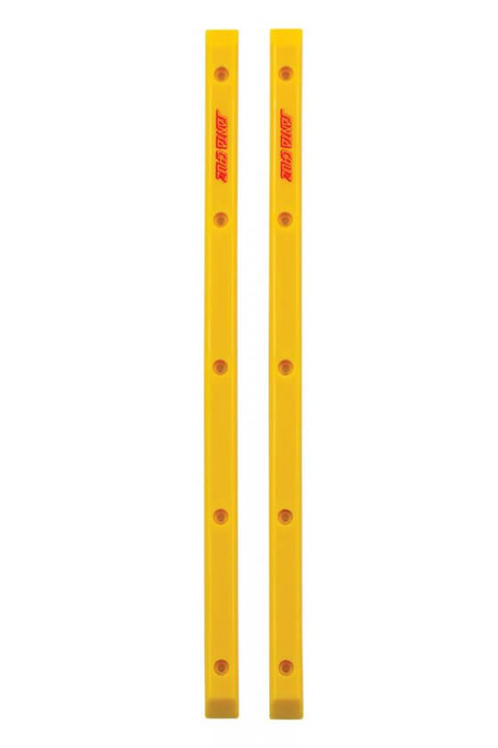 Santa Cruz - Slimline Rails Yellow