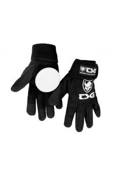 TSG - Worker Slide Glove AD Black - Guanto da Longboard