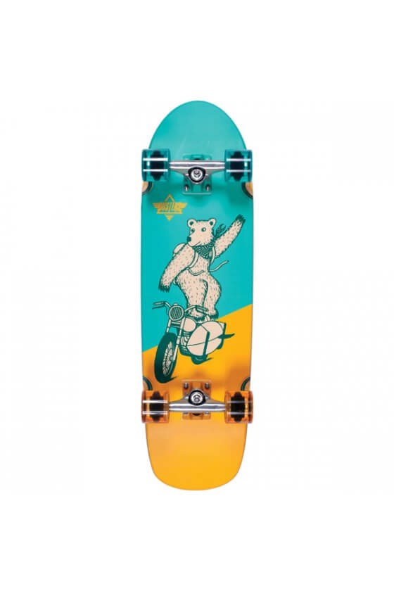 """Dusters - Derby Turquoise Yellow 31"""""""