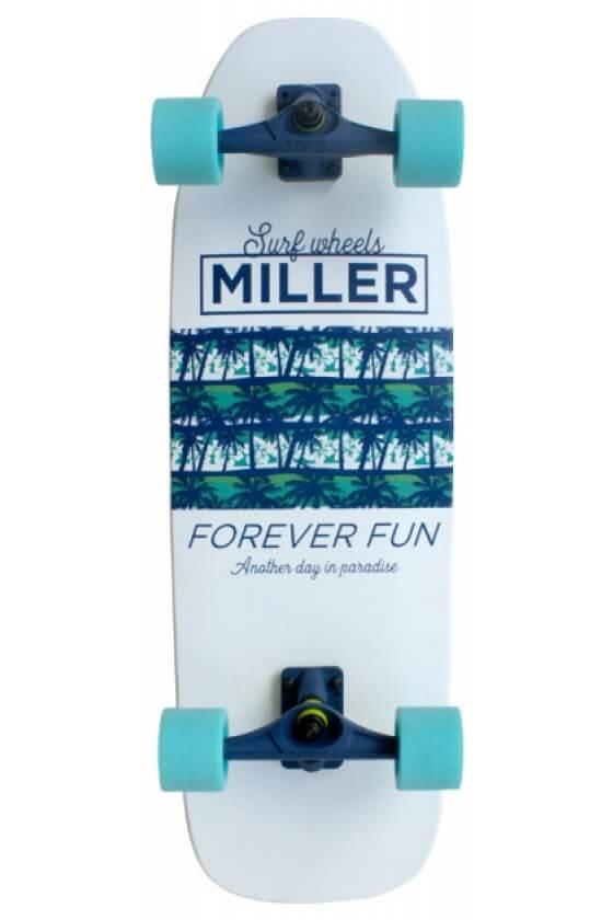 """Miller - Tahiti 31.5"""" x 10"""""""