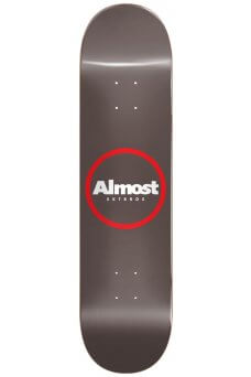 Almost - Team Red Ring Warm Grey 8.5""
