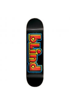 Blind - Team Scramble Black 7.75""