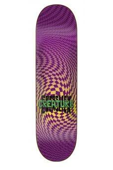Creature - Team Halucinations I Everslick 8.25in x 32.04in