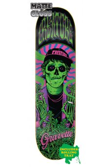 Creature - Pro Smokers Club Gravette 8.3in x 32.2in