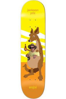 Enjoi - Giddy Up Jackson Pilz R7 8.5""
