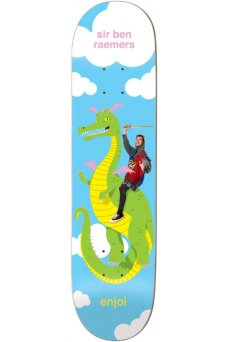 Enjoi - Giddy Up Ben Raemers R7 8.25""