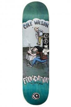 "Foundation - Pro Wilson Student Green 8.0"""